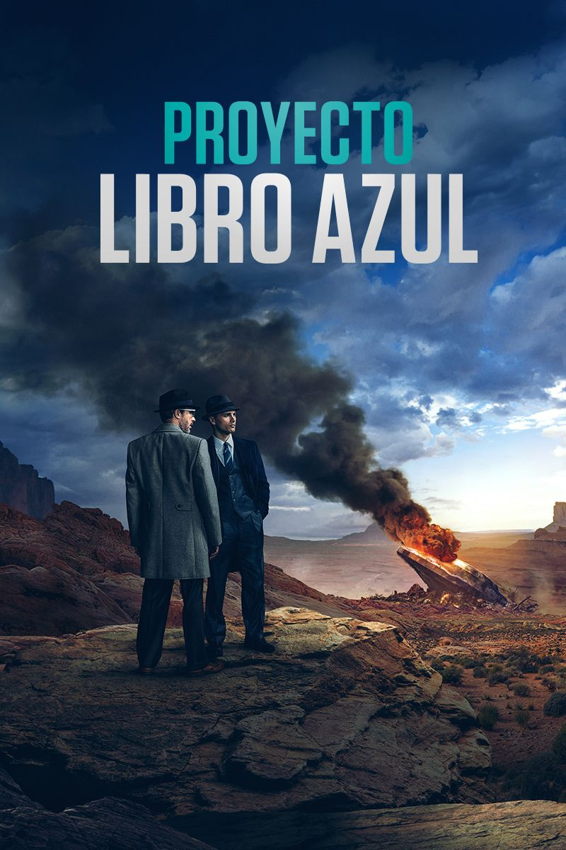 Project Blue Book (2020) Temporada 2 AMZN WEB-DL 1080p Latino
