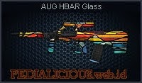 AUG HBAR Glass