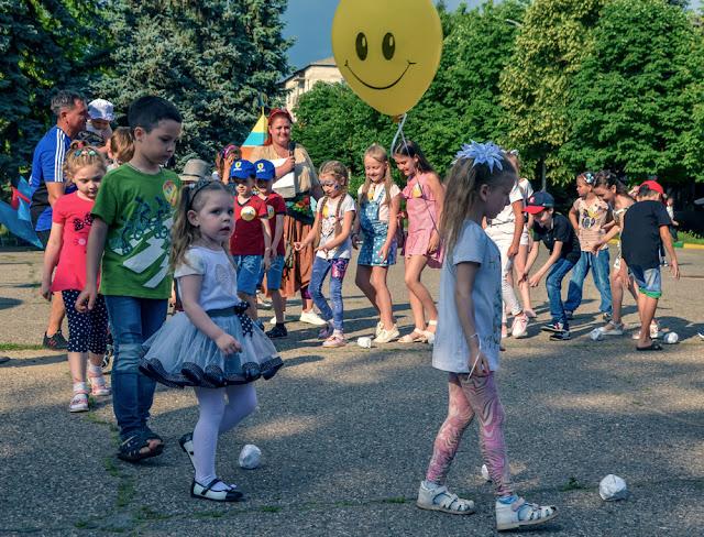 День защиты детей в Дубоссарах