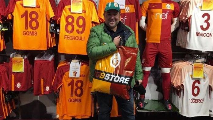 Fanatik Galatasaraylı Ünlüler