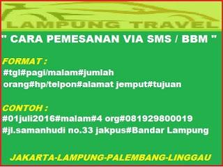 Info Travel Lampung