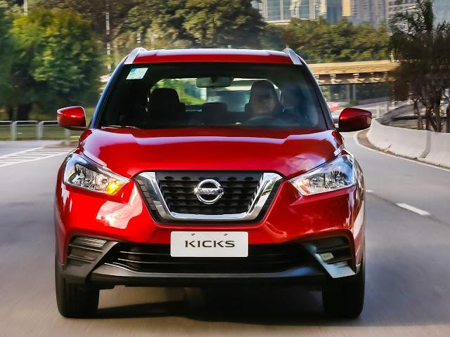 """Kicks eleito """"Melhor compra 2018"""" - SUV até R$ 80 mil"""