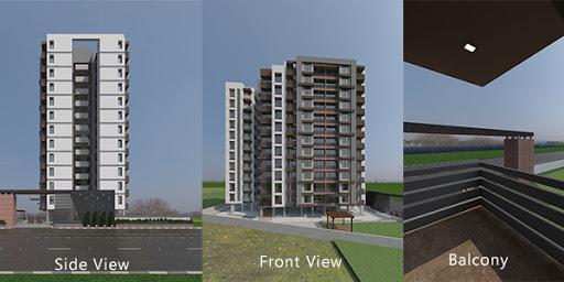 सूरत के पाल क्षेत्र में प्रेस्टीज समूह द्वारा प्रेस्टीज रेवंत परियोजना। Prestige Revanta Project by Prestige Group in Pal area of Surat.