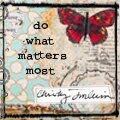 Do What Matters Most-Christy Tomlinson