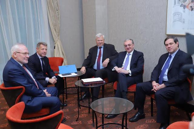Reunión fallida entre cancilleres de Armenia y Azerbaiyán