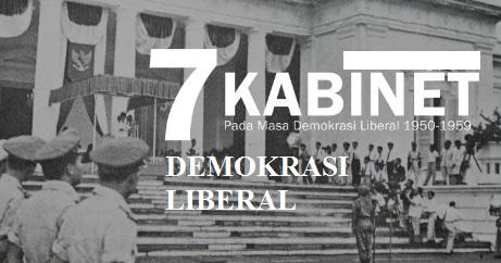 Kehidupan Politik Pada Masa Demokrasi Liberal Indonesia (1950-1959) LENGKAP!