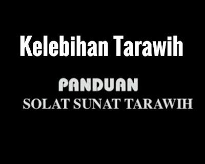 Kepalsuan hadis kelebihan Tarawih