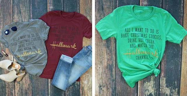 hallmark shirts