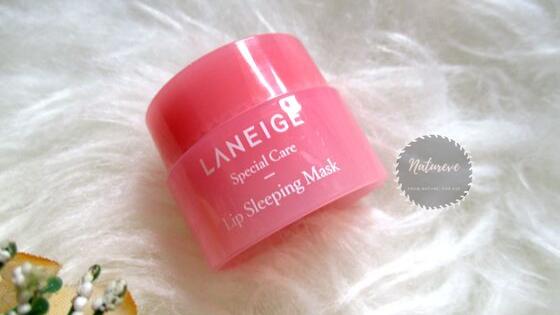 Laneige Lip Sleeping Mask, masker tidur untuk bibir