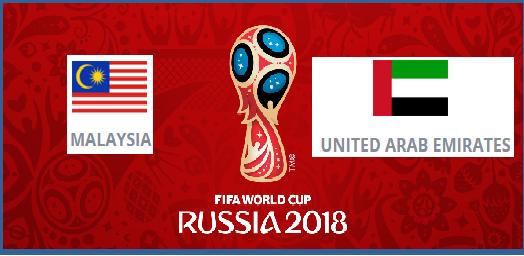 Malaysia Vs UAE 17 November 2015
