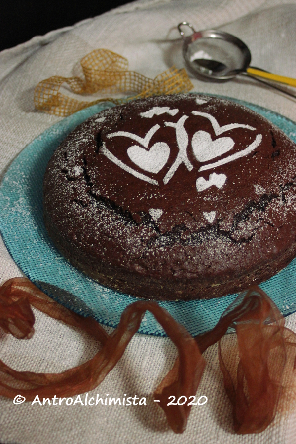 Torta Soffice Mascarpone e Cacao