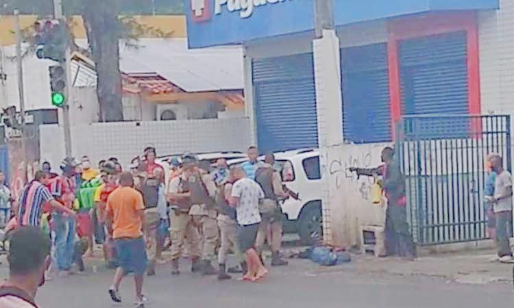 Policial Militar é morto a tiros durante perseguição a suspeito de assalto em Salvador - Portal Spy
