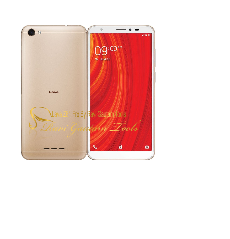 Lava Z61 Frp And Dl image Error fix By Ravi Gautam Tools