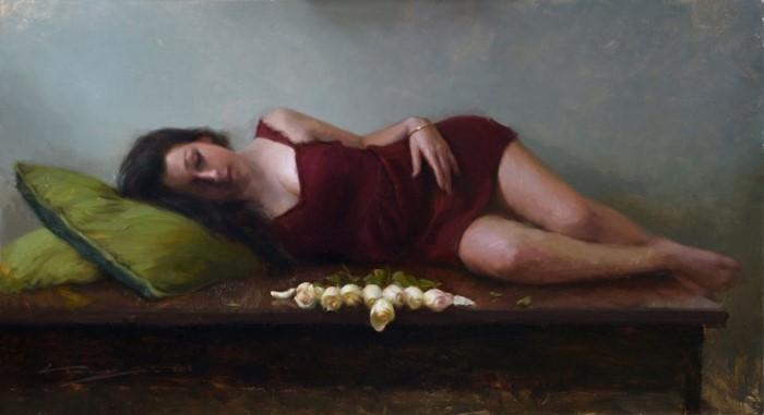 Классический художник-реалист. Alex Venezia