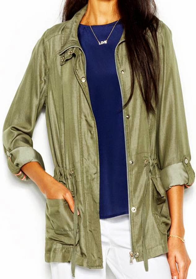 Military Insoireded Jacket
