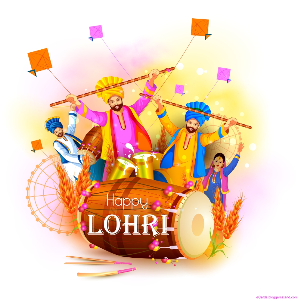 Happy lohri wishes 2021 images messages