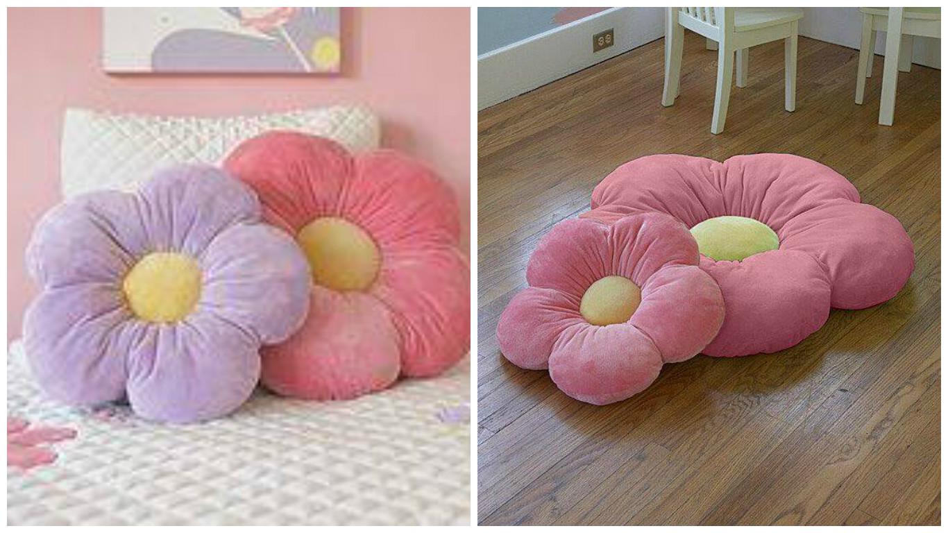 10 ideas para hacer lindos cojines decorativos para tu - Como hacer cojines decorativos ...