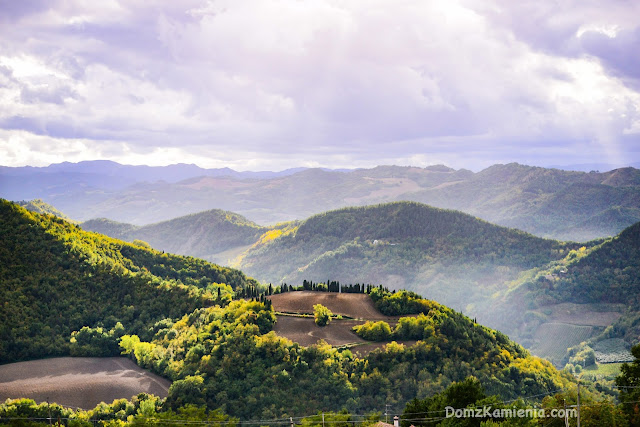 Dom z Kamienia Emilia Romagna