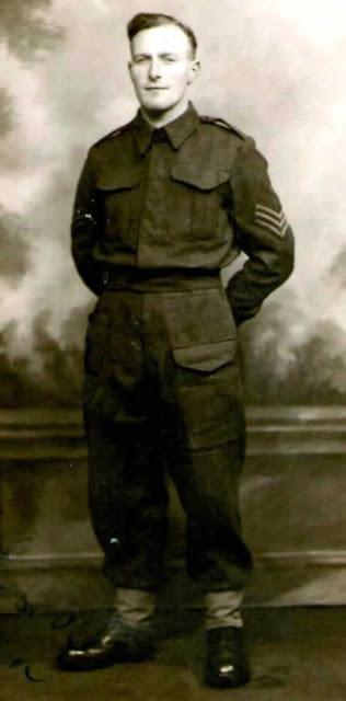 Paratrooper Sgt. Brian Quinn, 11 January 1942 worldwartwo.filminspector.com
