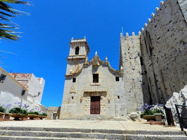 Ermita de la Virgen de la Ermitana, Peñiscola, Castellón