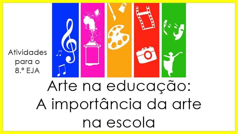 A importância da Arte na educação