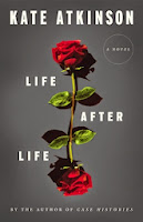 Life After Life by Kate Atkinson - book cover