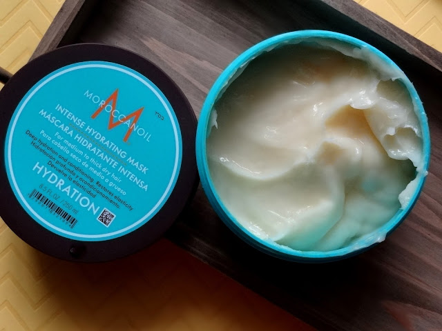 Moroccanoil Intense Hydrating Mask Review, Photos
