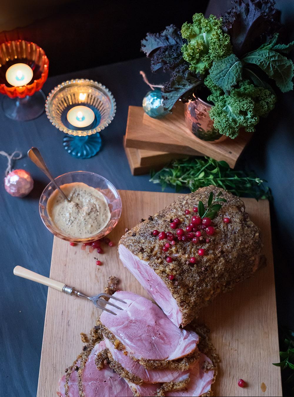 chwedischer Weihnachtsschinken - Julskinka - Sous Vide