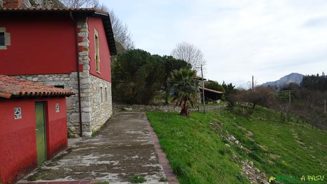 Zona el Corberu, Ribadesella