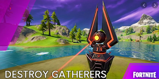 Destroy gatherers fortnite | How to find fortnite gatherers