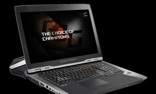 ASUS ROG GX800, Notebook Gaming Paling Buas Seharga Mobil