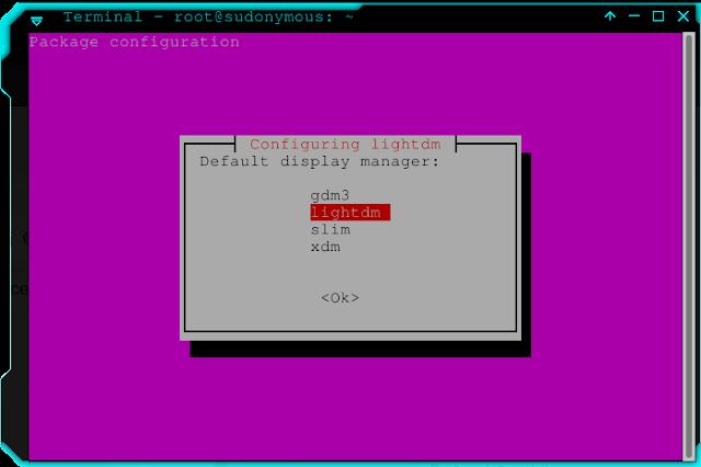 Change Display Manager on Ubuntu