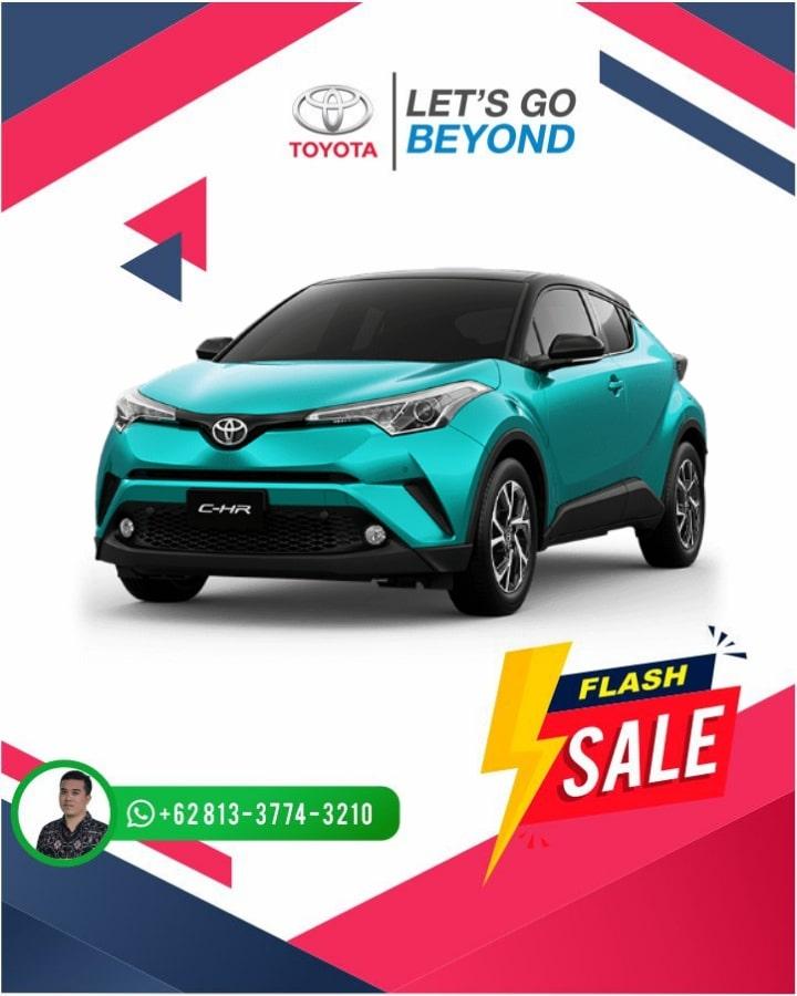 Harga Promo Toyota CHR Bali