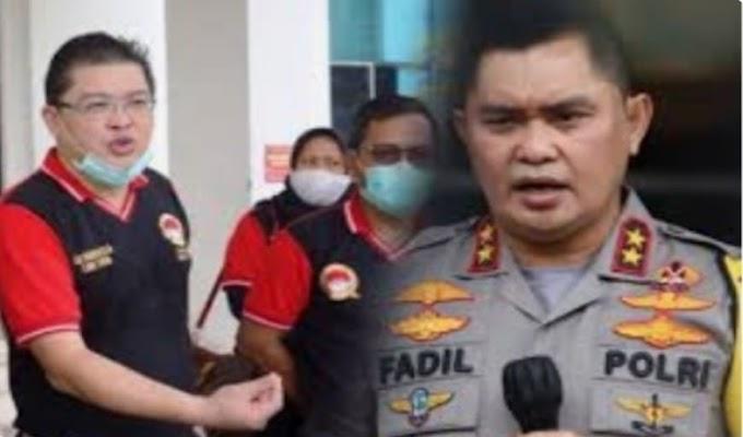 LQ Indonesia Lawfirm Tagih Janji Kerja Kaporli, Penanganan Kasus Markus Natalia Rusli Minta Segera di Proses