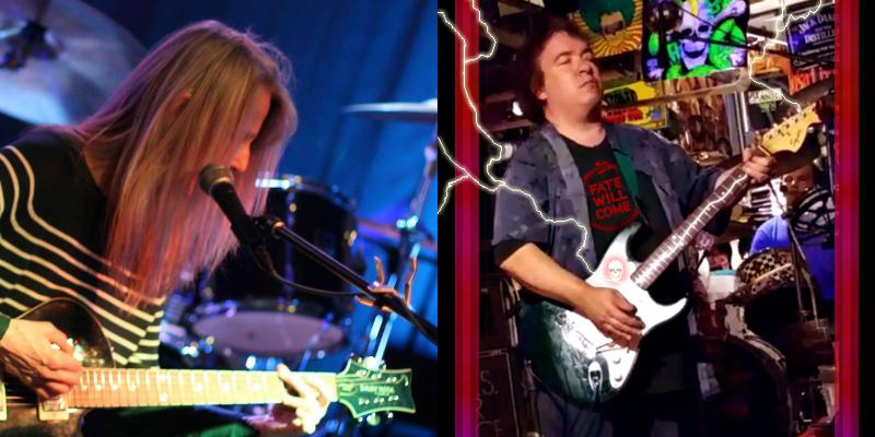 Fate Will Come - Creating Hard Rock Songs On Both Sides of the Border