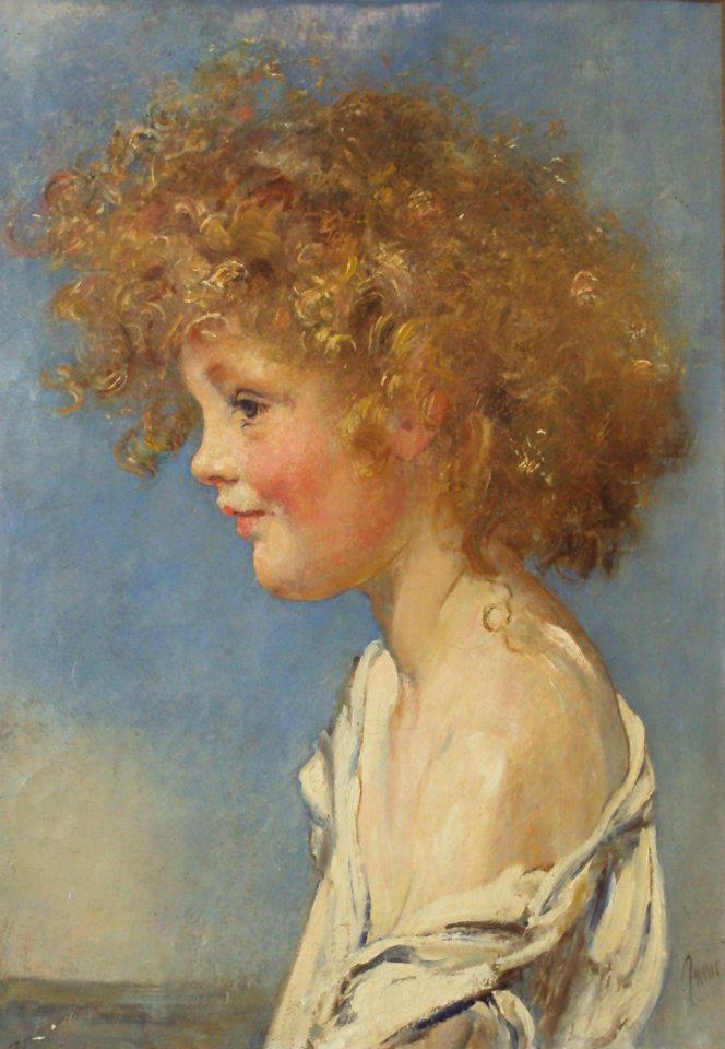 Red Hair In Paintings New Pictures Of Red Haired Girls