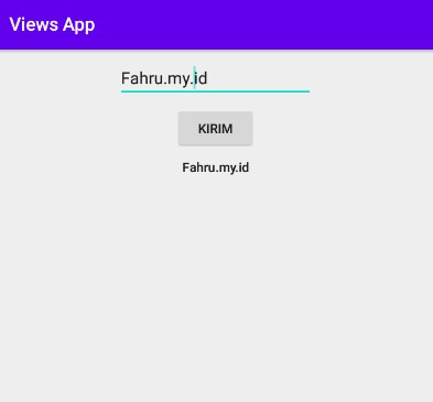 Android Access View Preview