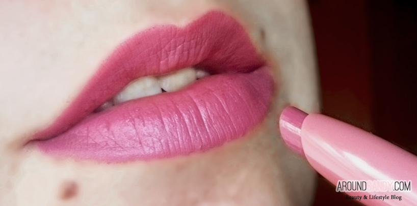 lumiere colourpop labial swatch