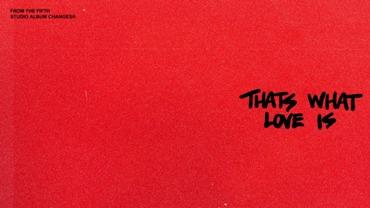 That's What Love Is Lyrics - Justin Bieber