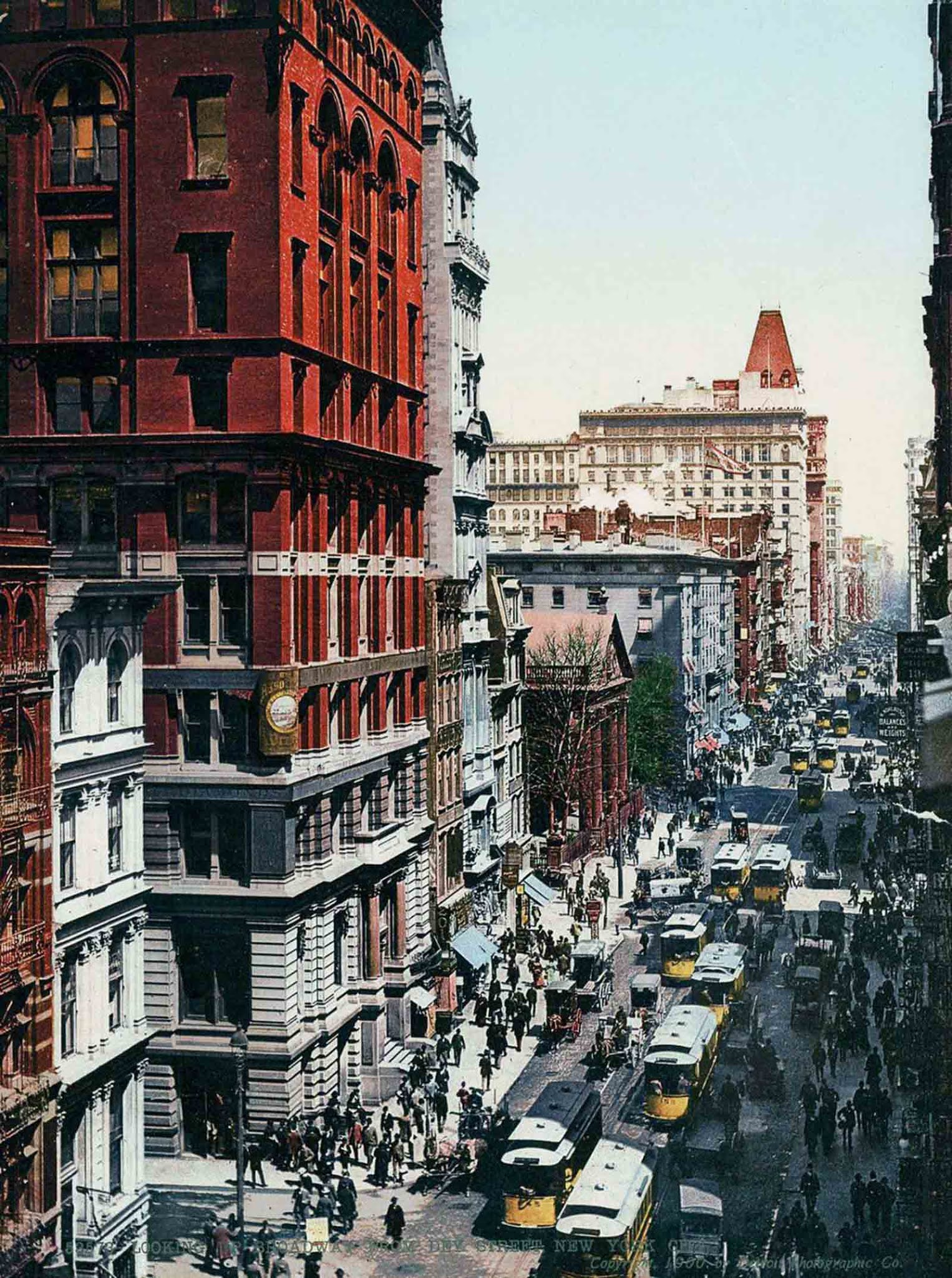 Photochrom New York