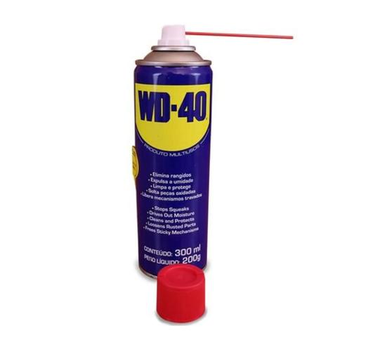 Spray Desengripante Wd-40 Produto Multiuso 300ML