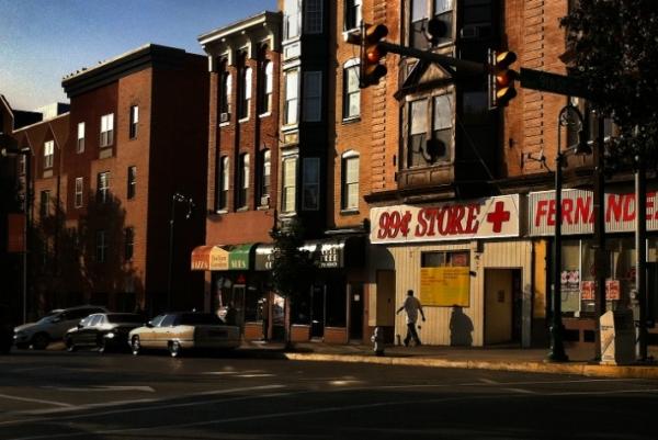 Đóng cửa nhà máy ở Reading, bang Pennsylvania, Hoa Kỳ. Ảnh: The Washington Post