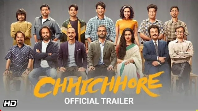 Chhichhore Bollywood Movie (2019) 720p,480p, Download And Watch Online