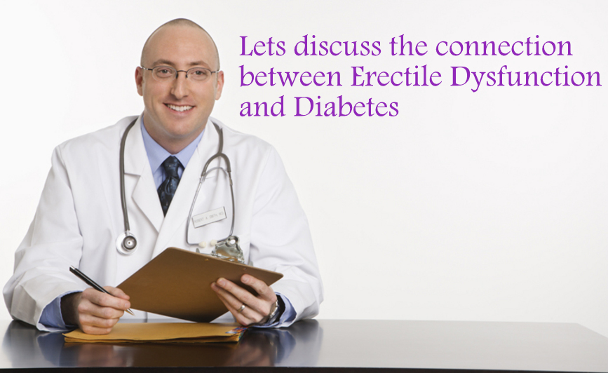 diabetes and erectile dysfunction relationship