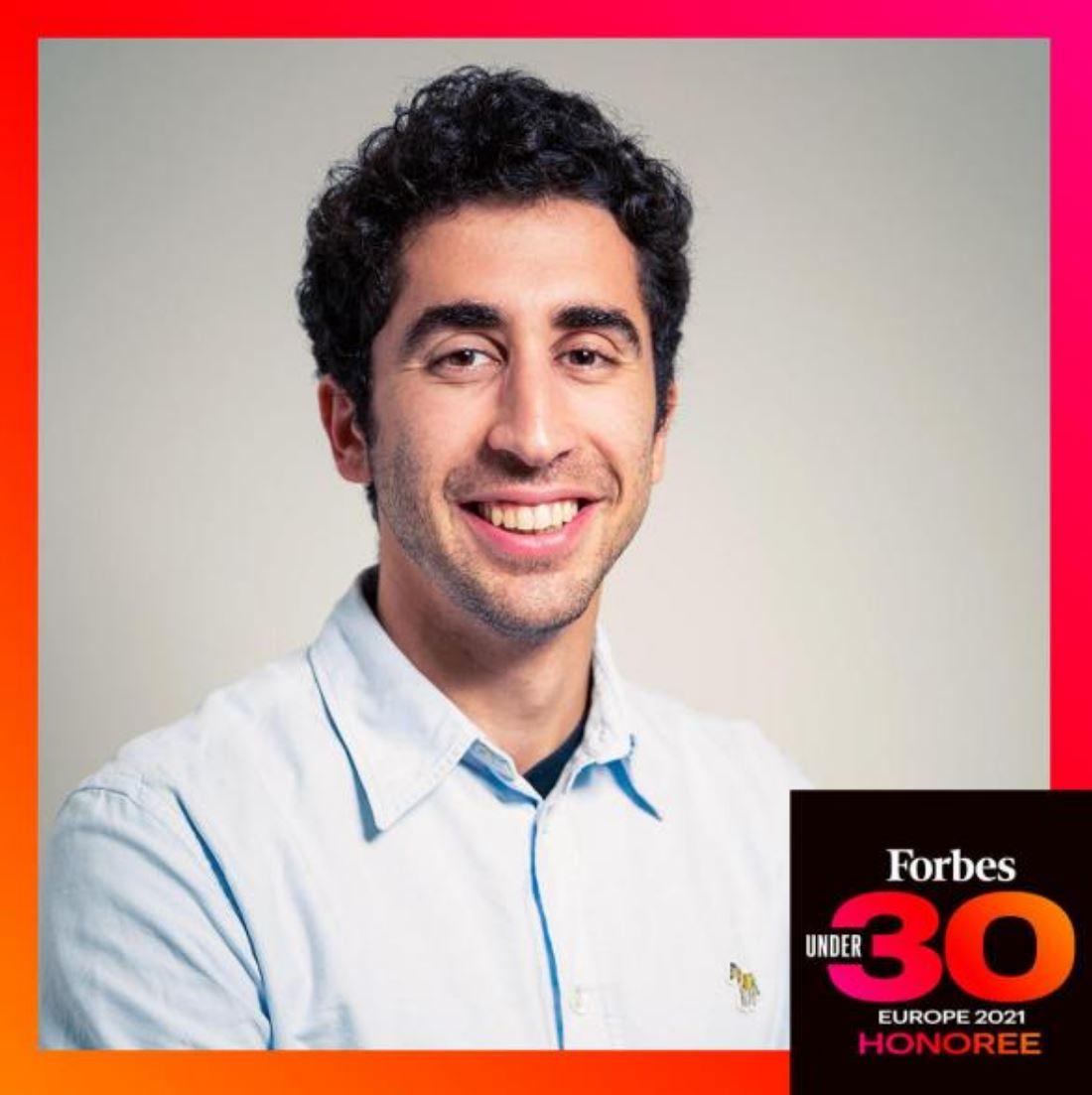 طبيب عماني في قائمة فوربس لأفضل 30 شاب في أوروبا