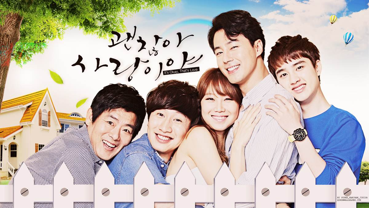 Drama Korea It's Okat that's Love (2014)