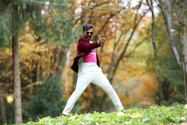 Sai dharam Tej in Winner Movie Latest Photos