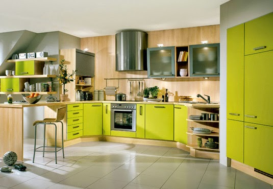 lime green kitchen cabinets id 233 e deco couleur cuisine 7092
