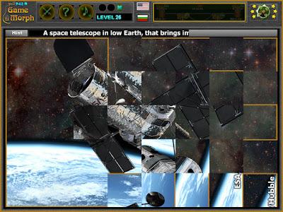 Hubble Puzzle