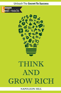 Think and grow rich Book Image- #1 book on success